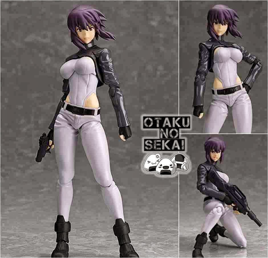 figma Ghost in the Shell STAND ALONE COMPLEX: Motoko Kusanagi