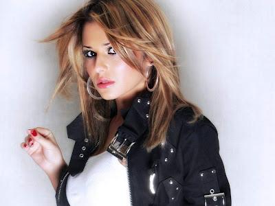 Cheryl Cole - Girls Aloud Wallpapers
