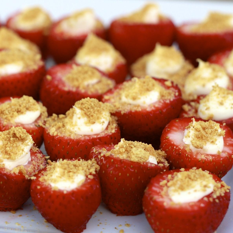 ... strawberries and cream pancakes strawberries and cream cheesecake