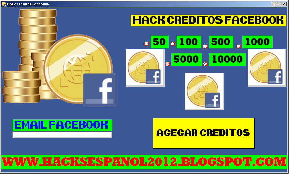 The Crims Credits Hack 2012