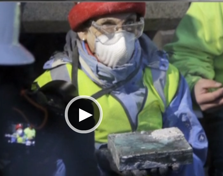 Paul Revere's 1795 Time Capsule Found