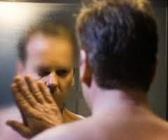 Para que no se empañe el espejo del baño