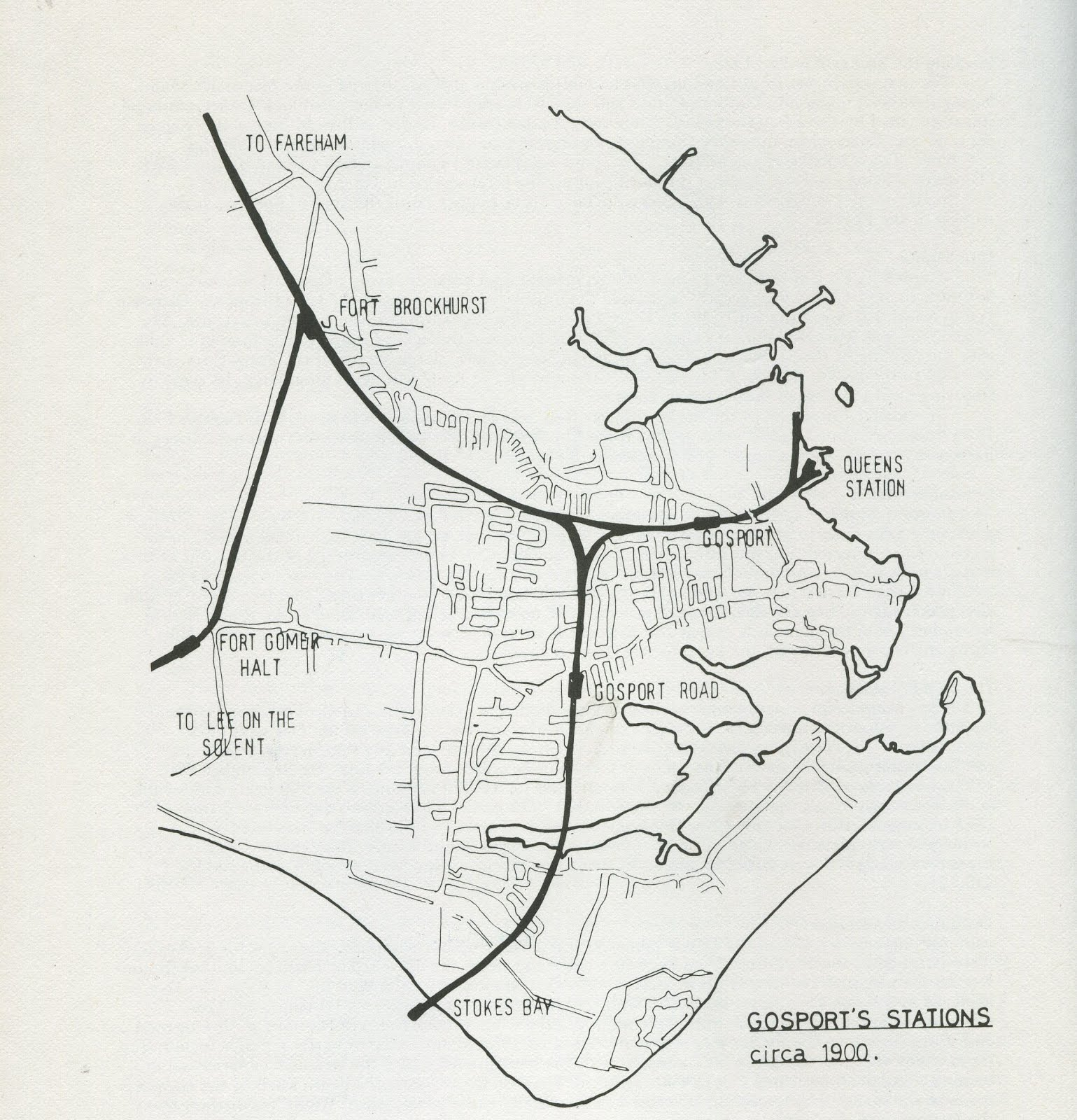 Gosports stations