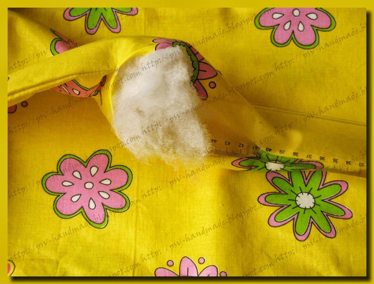 Мастер-класс по пошиву Удава с выкройкой