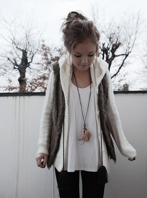Girls fashion tumblr winter