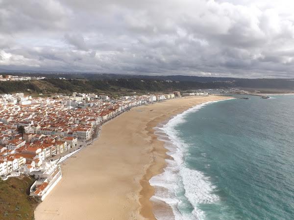 What Cat & John Did | Portugal - Lisbon, Leiria & Nazaré