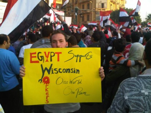 Scott Walker Blames Protesters for Wisconsin u2019s Highest in Nation Job Losses