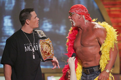One on One #56   Hulk Hogan vs John Cena