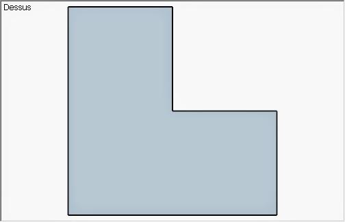 Formation sketchup parler en 3d arrondir les angles for Outil miroir sketchup