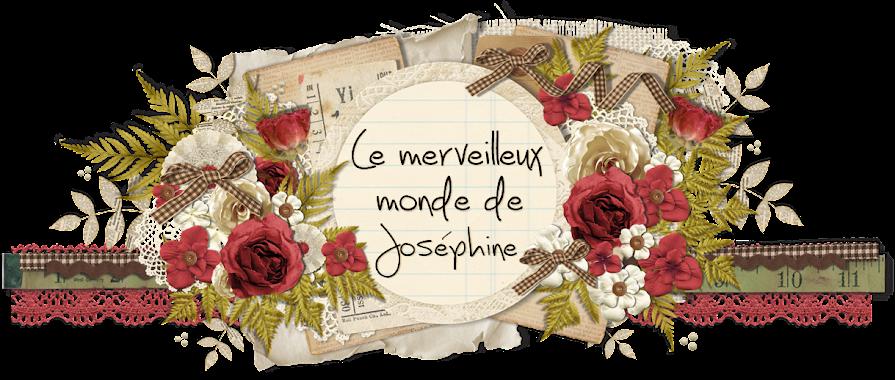 Le merveilleux monde de Joséphine