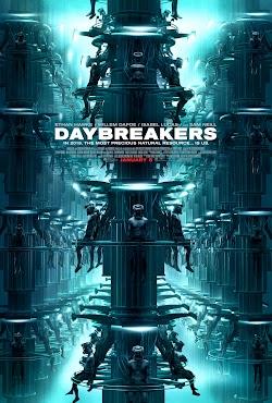Ma Cà Rồng Tỉnh Giấc - Daybreakers (2009) Poster