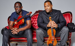 Black Violin Classical Boom Tour at the  Annenberg Center-Philly October 11, 2017