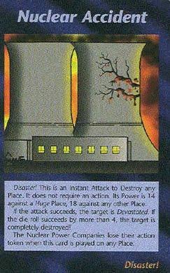 Acidente Nuclear