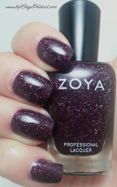 Zoya Zenith Winter 2013 - Payton