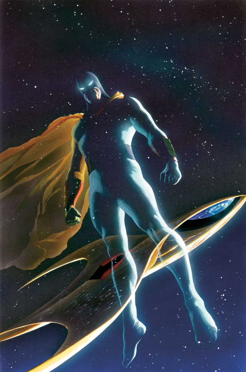Images Of Space Ghost Alex Ross Wallpaper Calto