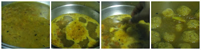 Gravy preparation for kofta curry