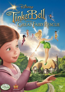 Watch Tinker Bell and the Great Fairy Rescue (2010) movie free online