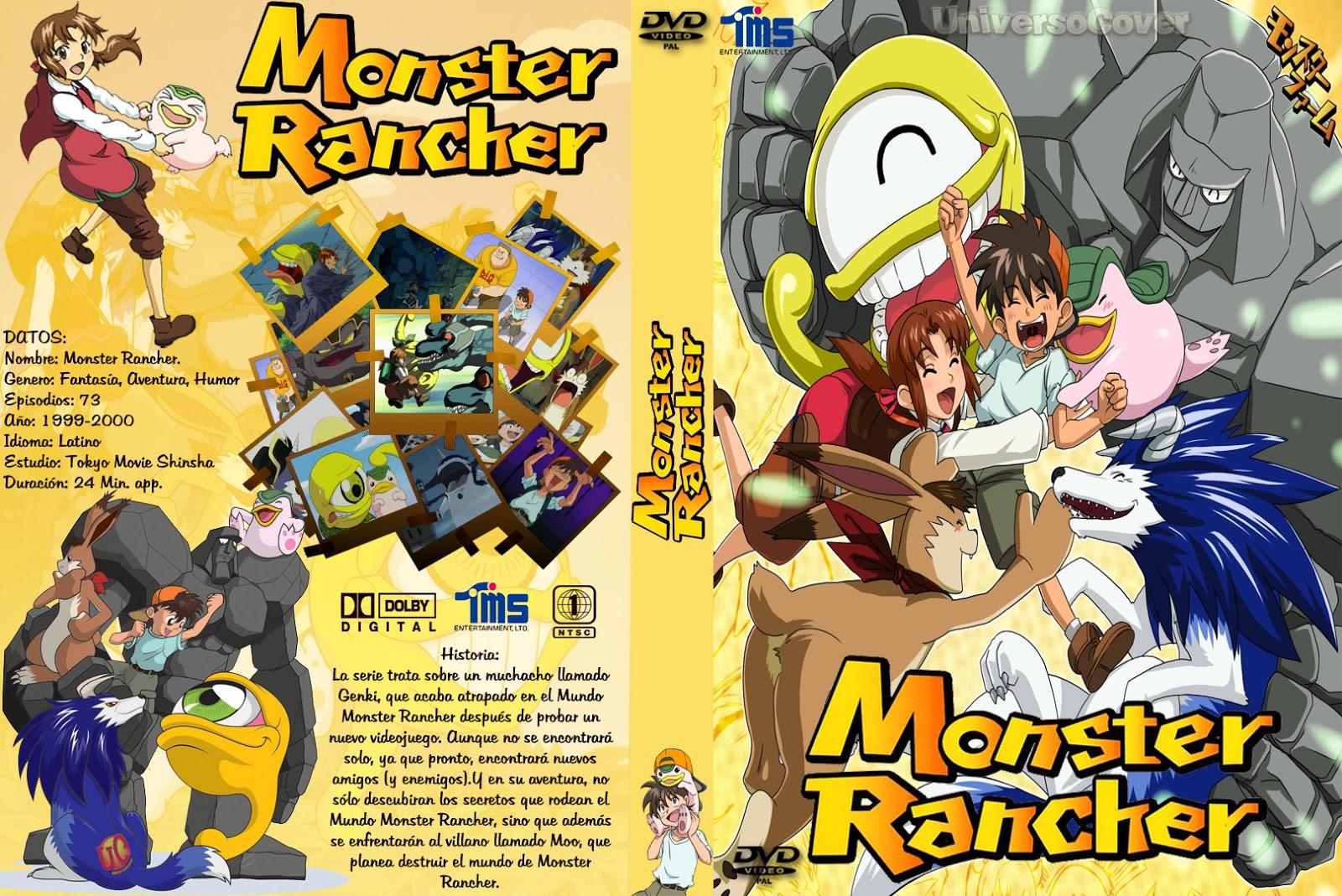Monster rancher xxx erotic pics