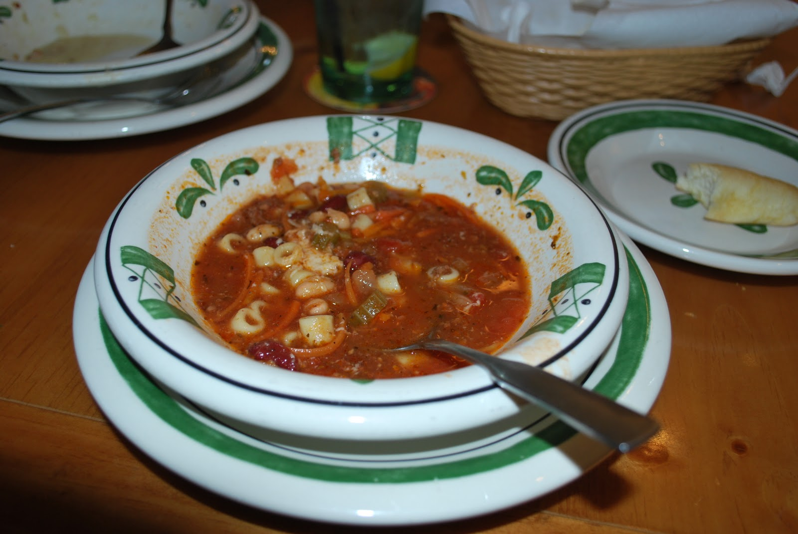 Stupendous soups are on the menu at Olive Garden