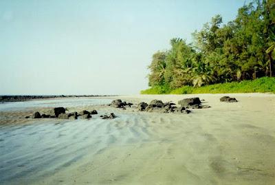 Kihim konkan beach
