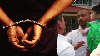 Polis berkas suspek culik