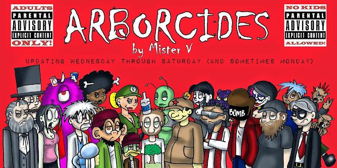 ARBORCIDES by mister v