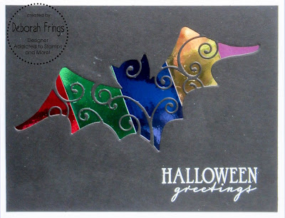 Halloween Greetings - photo by Deborah Frings - Deborah's Gems