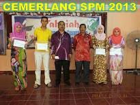 CEMERLANG SPM 2013