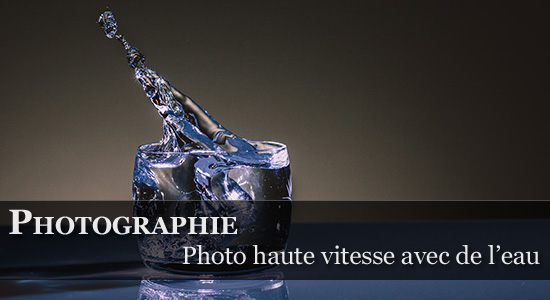 Synoptic Productions > Photographie Haute Vitesse - High Speed Photograhy