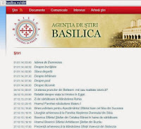 stiri patriarhie basilica