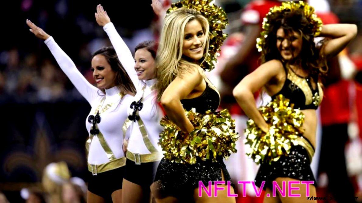 New Orleans Saints Cheerleaders Wallpaper