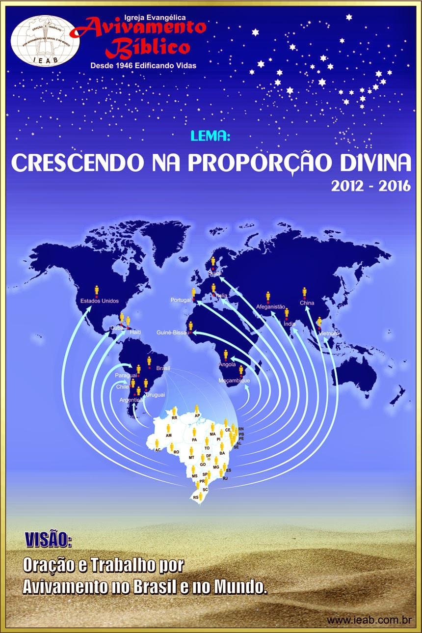 TEMPO DE CRESCER!!!