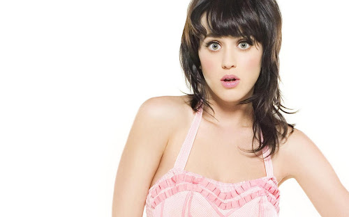Kety Perry Beautiful Eyes Wallpapers