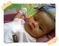 Arissa @ 3 Month