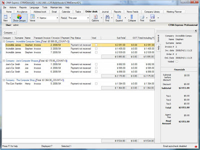 CRM-Express Free v.2012.8.6