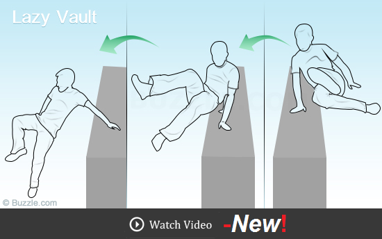 Tapp Brothers Parkour Training Tutorials For Beginners ...