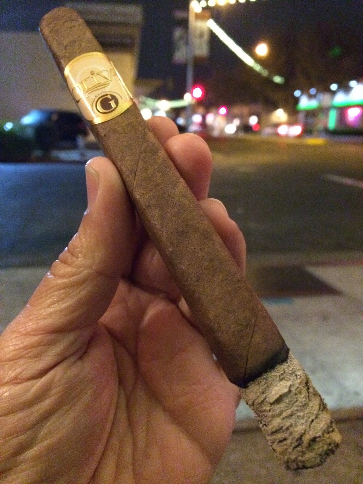 Oliva Serie G cigar 2