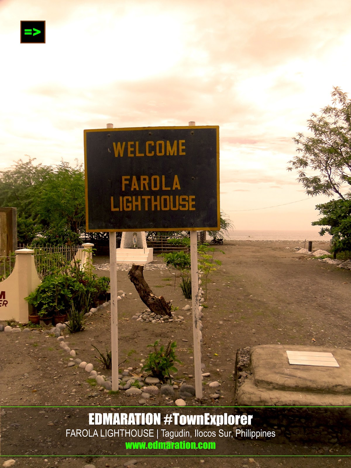 Farola Lighthouse of Tagudin