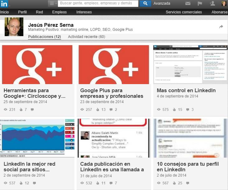 Jesús Pérez Serna - LinkedIn