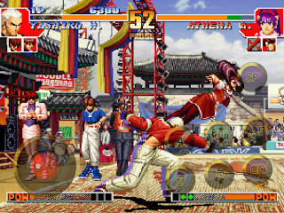 King of Fighters iOS Review