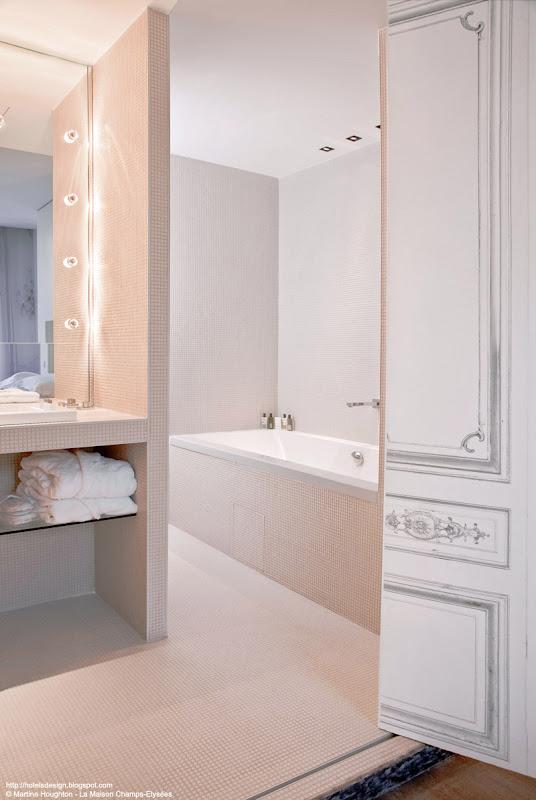 Les plus beaux hotels design du monde h tel la maison - La maison des champs elysees ...