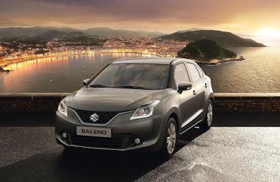 Πρεμιέρα του Suzuki Baleno στην Αυτοκίνηση 2015