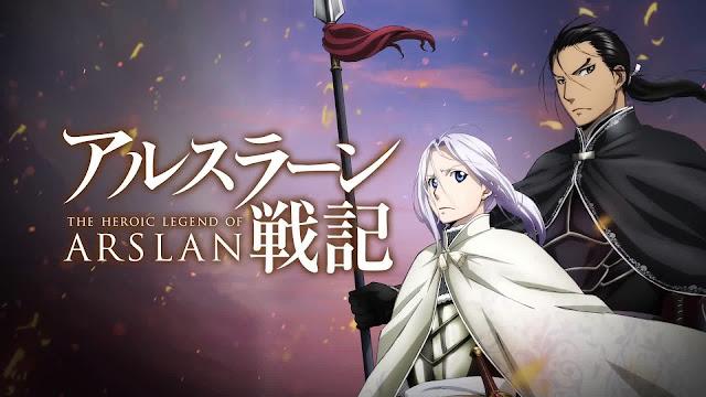 Anime 'Arslan Senki' Akan Dapatkan Musim Kedua Pada 2016