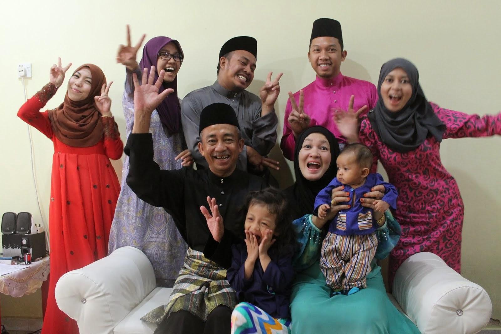 Keluarga Julai 2014