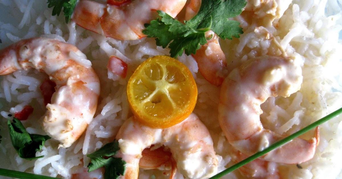 Ma cuisine et moi gambas fa on tha piment citron vert - Alinea ma cuisine etmoi ...