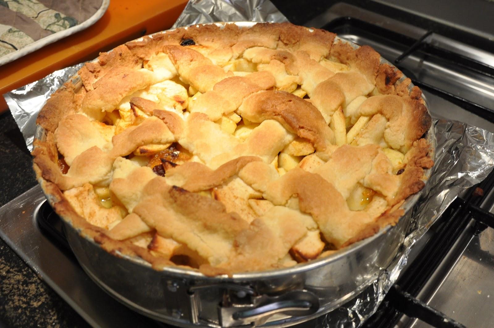 Traditional Dutch Apple Cake Recipe