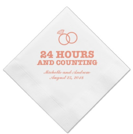 http://www.zazzle.com/rehearsal_dinner_24_hours_and_counting_taylorcorpnapkin-256221098901452793
