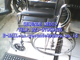 kursi roda bekas yang di jual di jatinegara