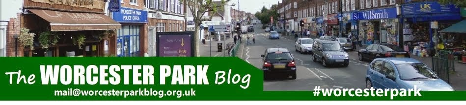 The WORCESTER PARK Blog :