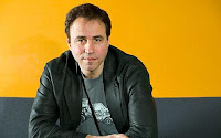 Anthony Horowitz, the author of 'The House of Silk'
